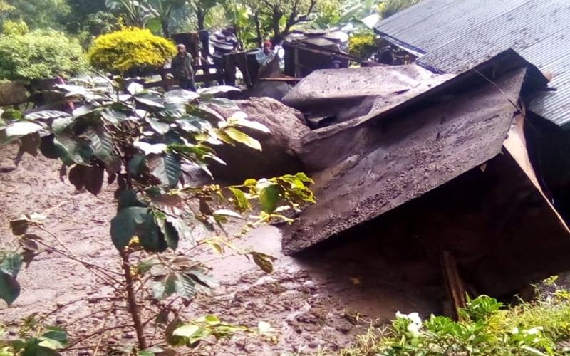 Murang'a landslides