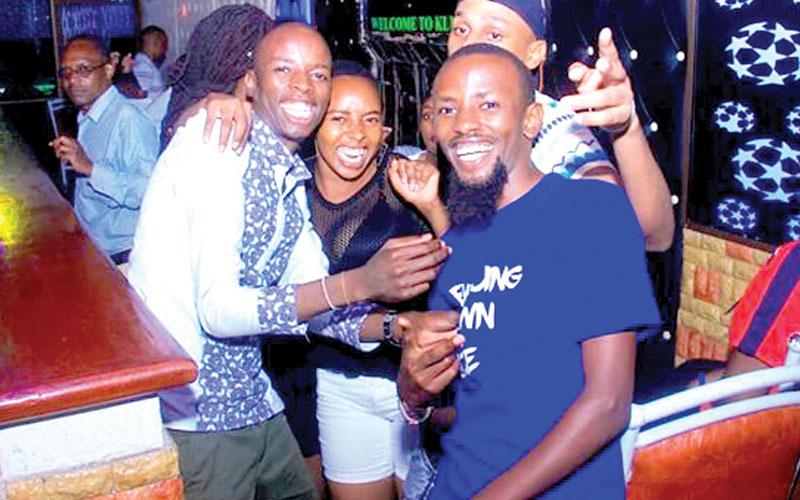 Revellers enjoy moments at Club Zero 4