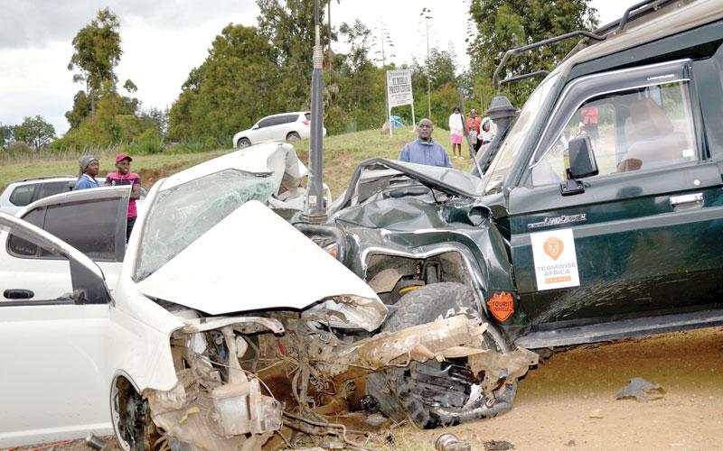 Kenya Defence Forces Athlete Killed In Grisly Road Accident