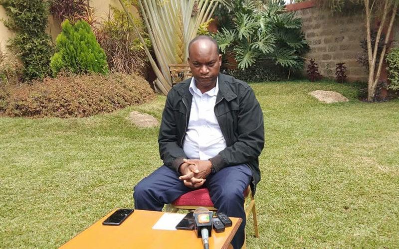 Kirinyaga Deputy Governor