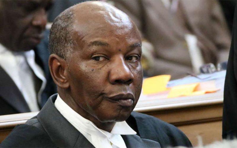 Senior Counsel Fred Ngatia