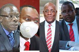 """""""Inteligence reports by EACC says some nudges recieved bribes. Some bribes in form of a house in Kitusuru,"""" Kigano said while addressing a crowd on Sunday, June 13."""