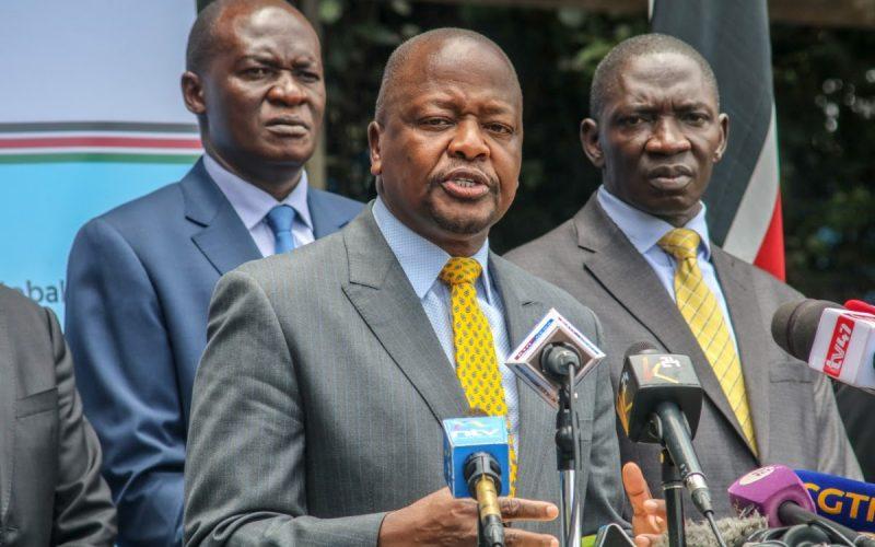COVID-19: Govt classifies 13 counties as hotspot zone, declares new measures
